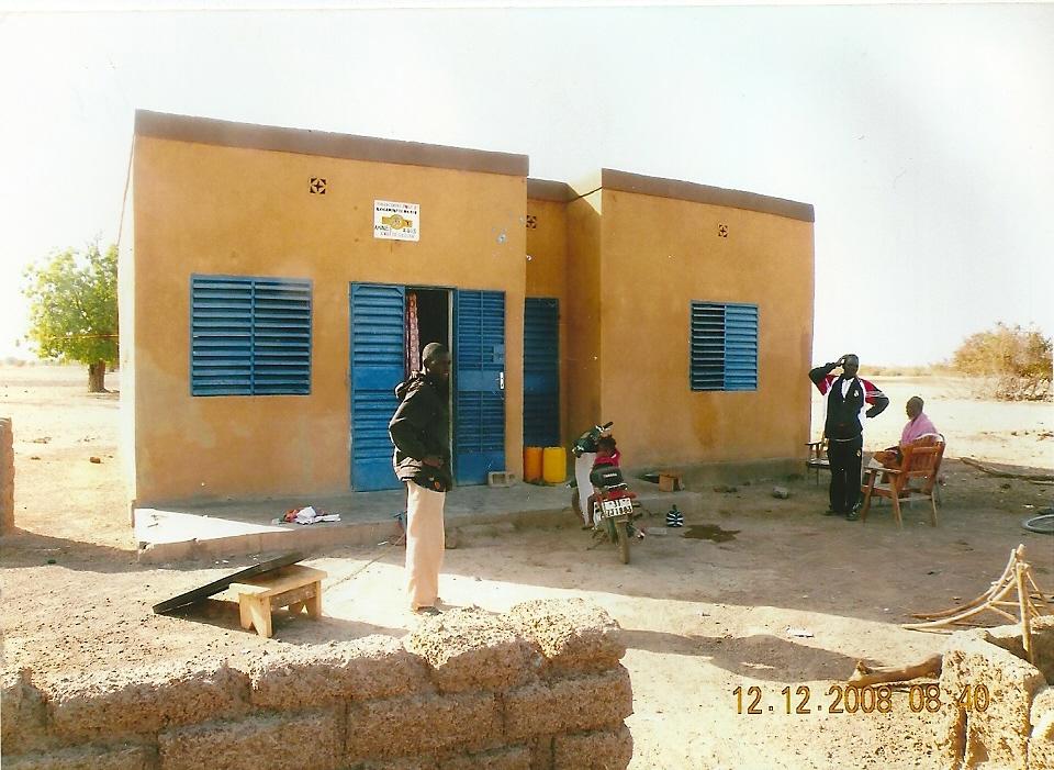 logement du directeur de l'école