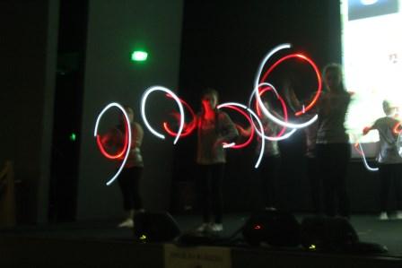bâtons lumineux